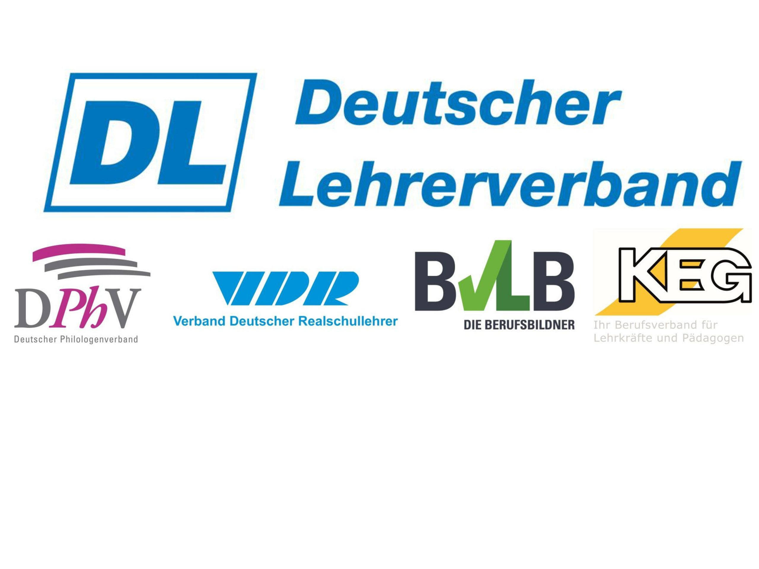 Logos DL Bundesverbände